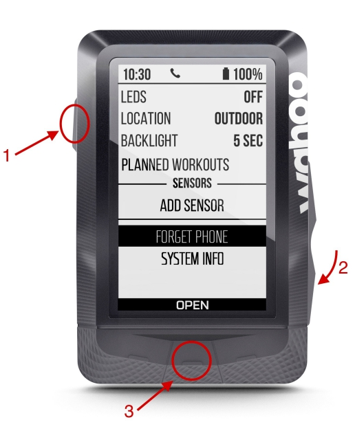 ELEMNT Bluetooth Troubleshooting for iOS – Wahoo Fitness Support